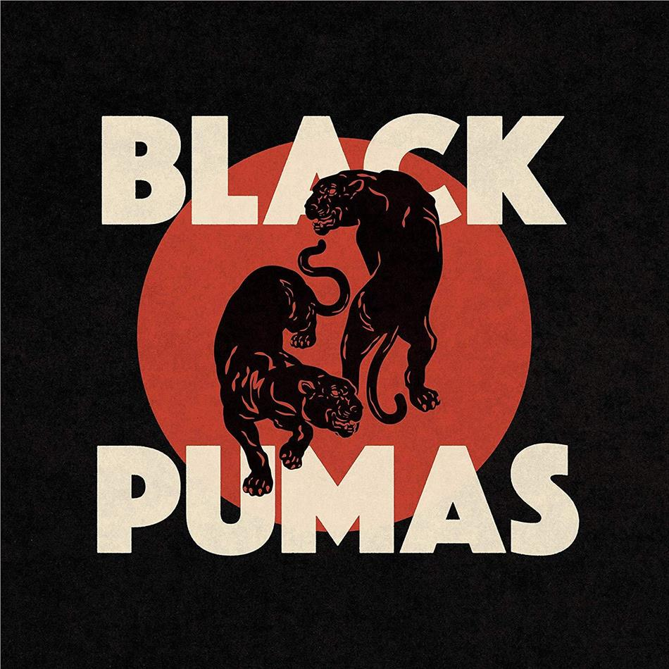 Black Pumas - --- (LP)