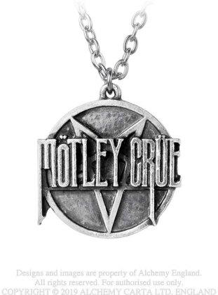 Motley Crue Pendant - Pentagram