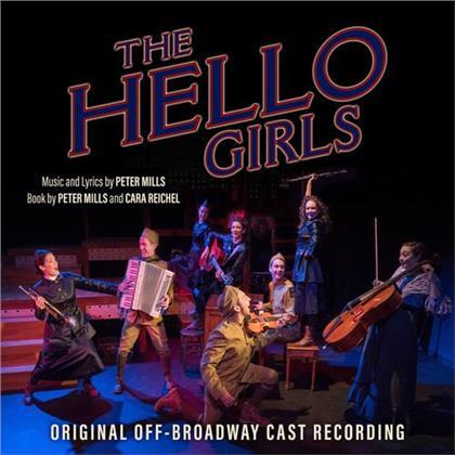 Hello Girls - OST - Musical - (Original Off-Broadway Cast Recording)