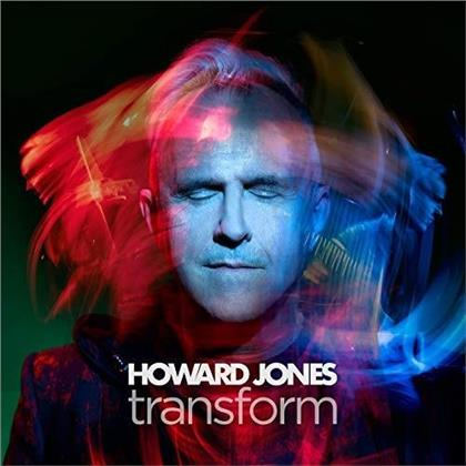 Howard Jones - Transform (Bonustrack, Japan Edition)