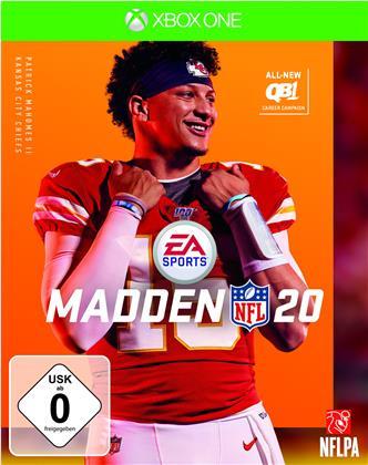 Madden NFL 20 (German Edition)