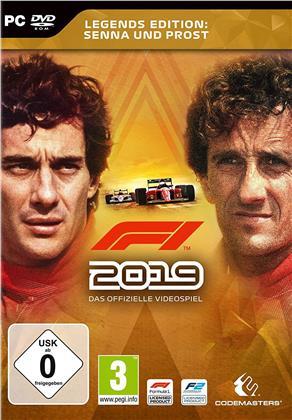 F1 2019 (Legends Edition)