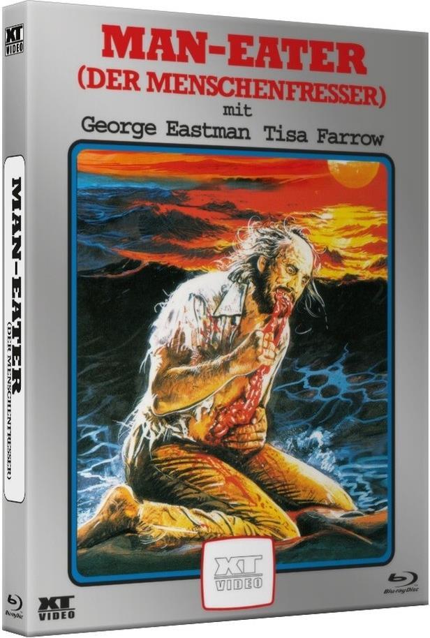 Man-Eater - Der Menschenfresser (1980) (HD-Kultbox, Limited Edition, Uncut)