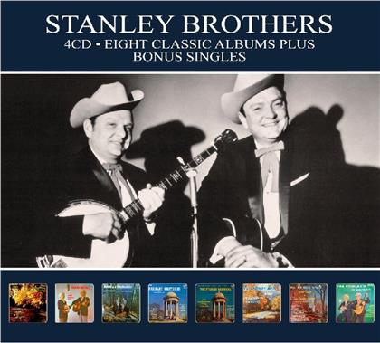 Stanley Brothers - Eight Classic Albums (Digipack, 4 CDs)