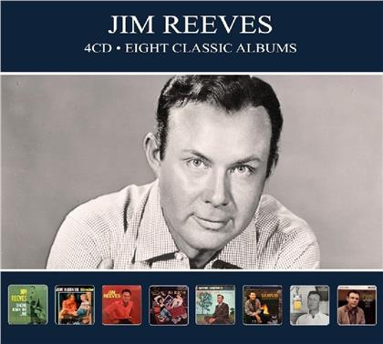 Jim Reeves - Eight Classic Albums (Digipack, 4 CDs)