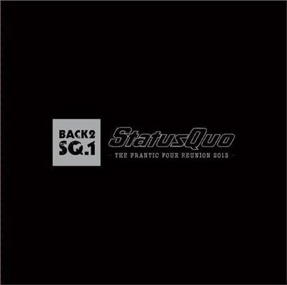 Status Quo - Back2SQ1 (Gatefold, Green Vinyl, LP)