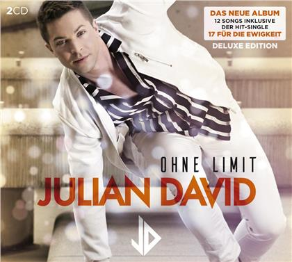 Julian David - Ohne Limit (Deluxe Edition, 2 CDs)