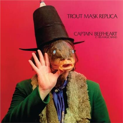 Captain Beefheart - Trout Mask Replica (Limited, Third Man Records, 2019 Reissue, Remastered, LP)