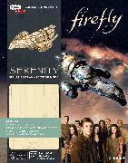 Incredibuilds: Firefly's Serenity - Deluxe Book and Model Set