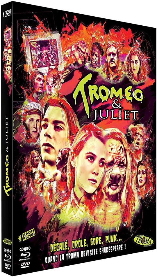 Tromeo & Juliet (1996) (Collector's Edition, Director's Cut, Blu-ray + DVD)