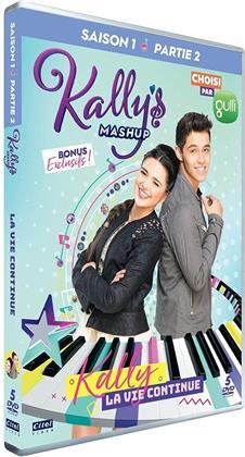 Kally's Mashup - Saison 1 - Partie 2 (5 DVDs)