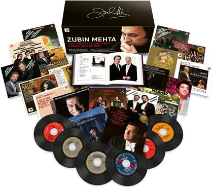Zubin Mehta - Complete Columbia Album Colleciton (97 CDs)