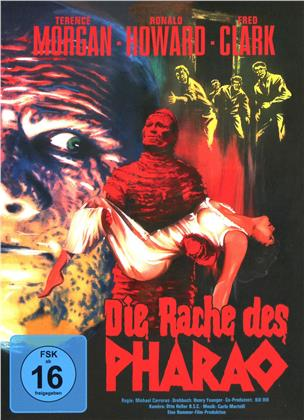 Die Rache des Pharao (1964) (Cover A, Hammer Edition, Limited Edition, Mediabook)