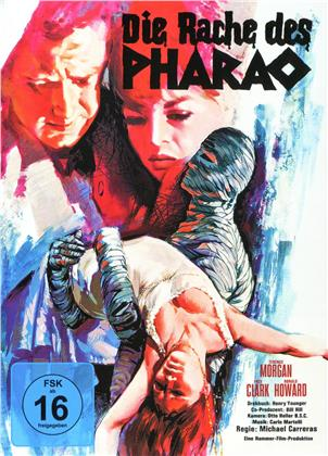 Die Rache des Pharao (1964) (Cover B, Hammer Edition, Limited Edition, Mediabook)