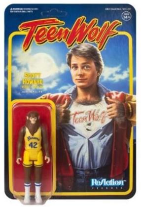 Teen Wolf - Teen Wolf (Basketball Reaction Figure)