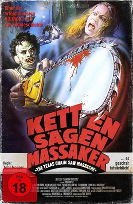 Kettensägenmassaker - The Texas Chainsaw Massacre (1974) (VHS-Edition, Limited Collector's Edition)