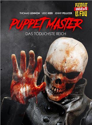Puppet Master - Das tödlichste Reich (2018) (Pierrot Le Fou Uncut, Limited Edition, Mediabook, Blu-ray + DVD)