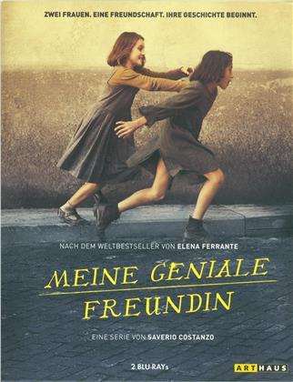 Meine geniale Freundin - Staffel 1 (Arthaus, 2 Blu-rays)