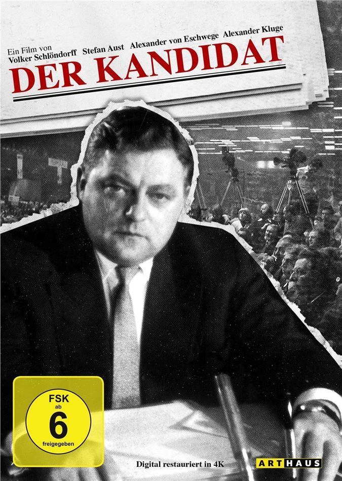 Der Kandidat (1980) (Arthaus, Remastered)