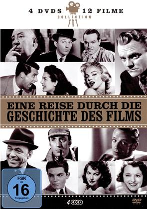 Eine Reise durch die Geschichte des Films (4 DVDs)