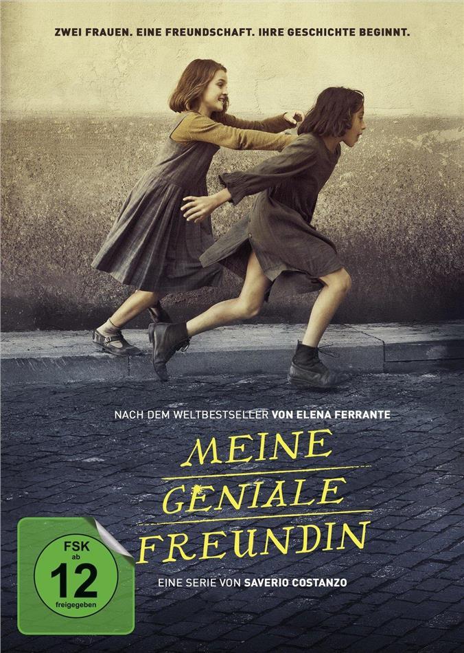 Meine geniale Freundin - Staffel 1 (3 DVDs)