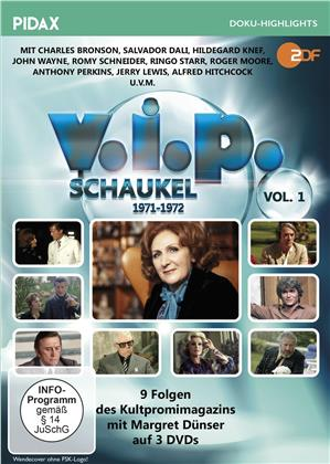 V.I.P. Schaukel - Vol. 1 (1971-1972) (Pidax Doku-Highlights, 3 DVDs)