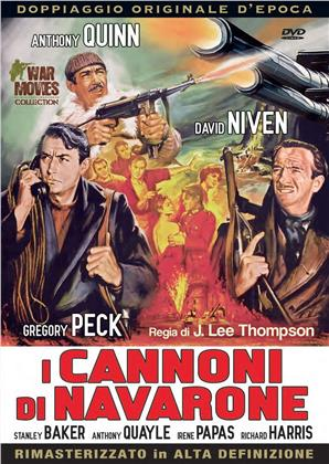 I cannoni di Navarone (1961) (War Movies Collection, Doppiaggio Originale D'epoca, HD-Remastered)