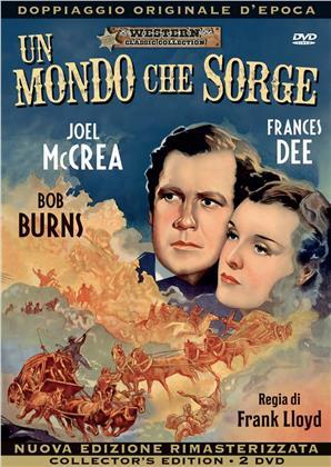 Un mondo che sorge (1937) (Western Classic Collection, Doppiaggio Originale D'epoca, n/b, Collector's Edition, Versione Rimasterizzata, 2 DVD)