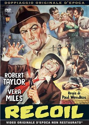 Recoil (1962) (Rare Movies Collection, Doppiaggio Originale D'epoca, n/b)