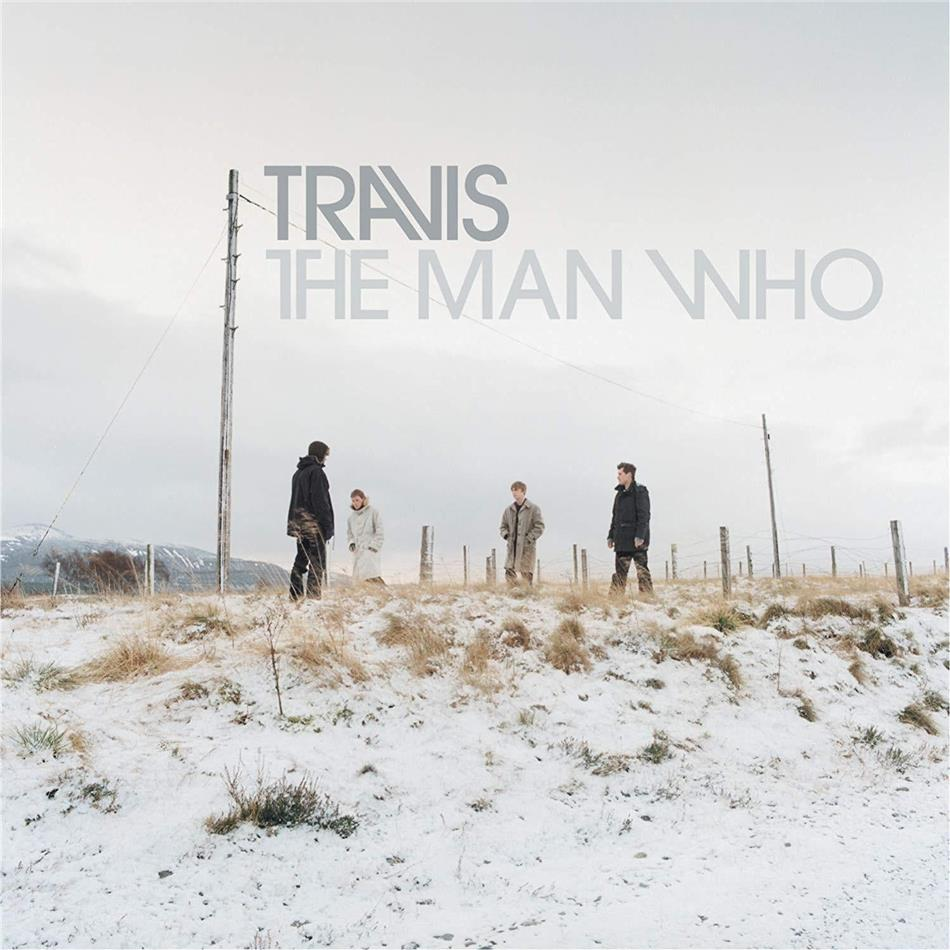 Travis - Man Who (2019 Reissue, Concord Records, 20th Anniversary Edition, 2 CDs)