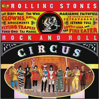 The Rolling Stones - Rock And Roll Circus (3 LPs)