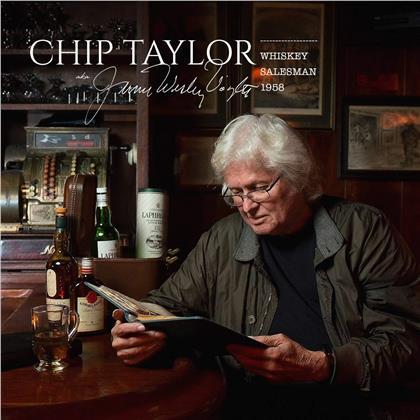 Chip Taylor - Whskey Salesman (CD + DVD)