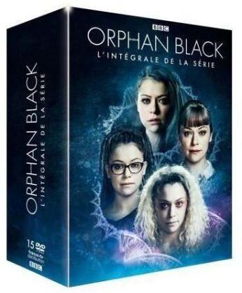 Orphan Black - L'intégrale de la série (BBC, 15 DVDs)