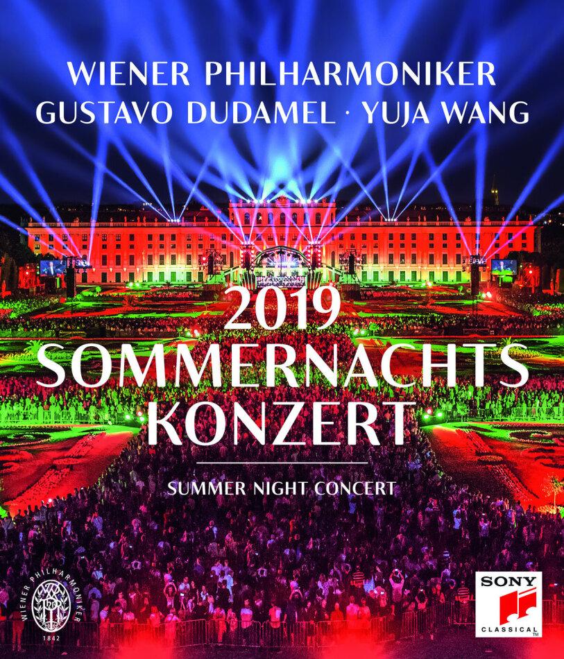 Wiener Philharmoniker, Gustavo Dudamel & Yuja Wang - Sommernachtskonzert Schönbrunn 2019