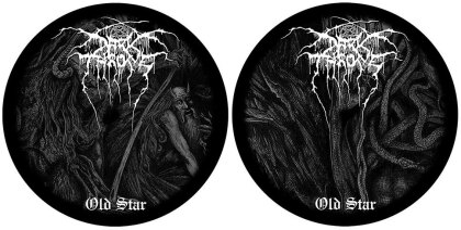 Darkthrone Turntable Slipmat Set - Old Star (Retail Pack)