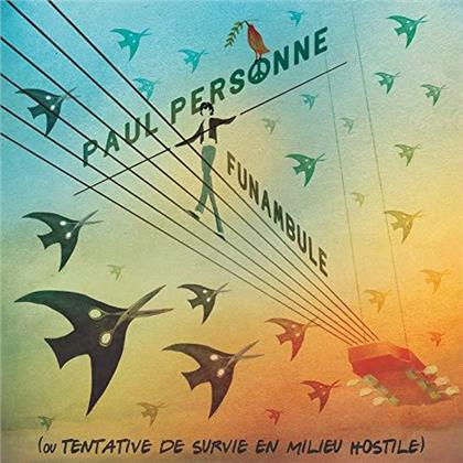 Paul Personne - Funambule
