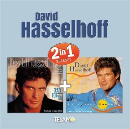 David Hasselhoff - 2 In 1 (2 CDs)