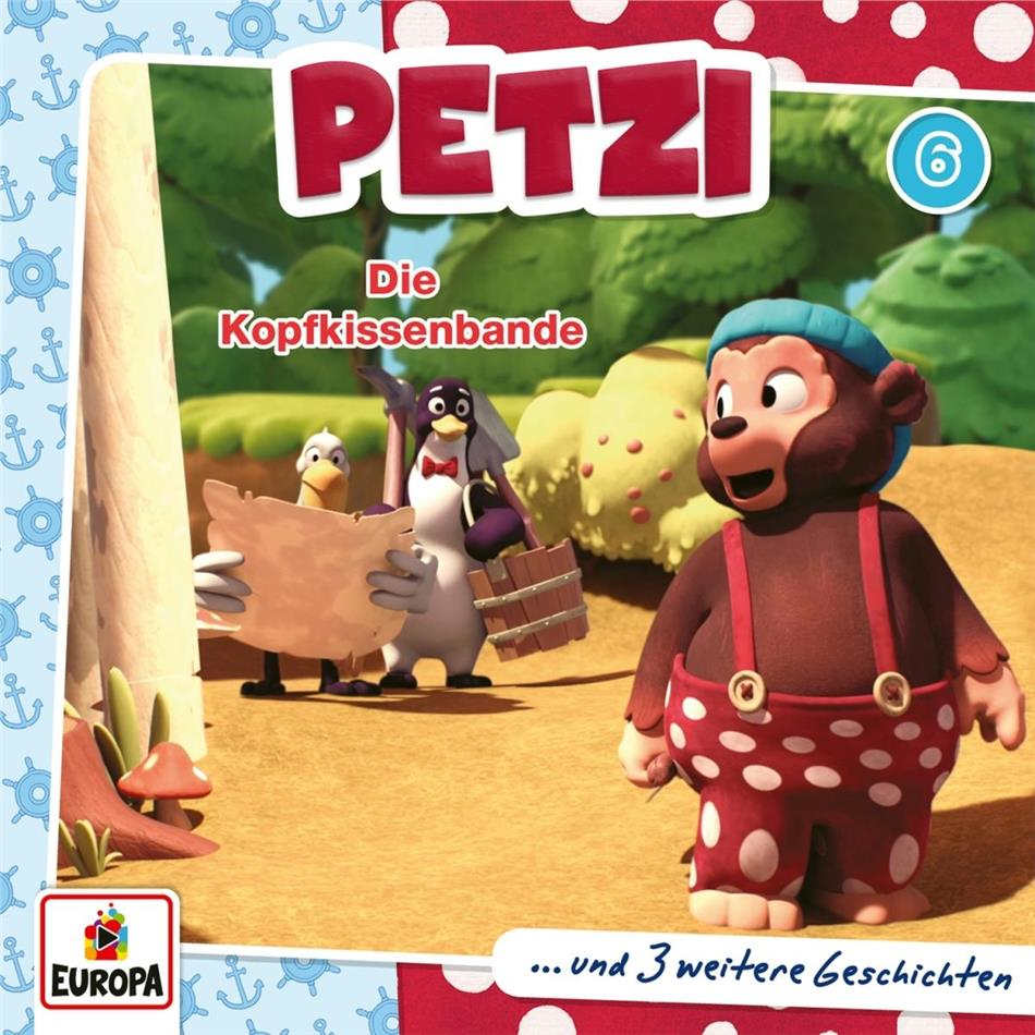 Petzi - 006/Die Kopfkissenbande