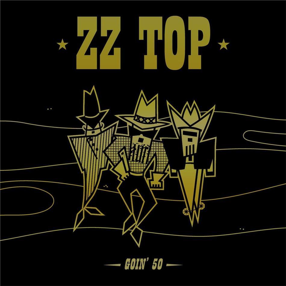 ZZ Top - Goin' 50 (3 CDs)