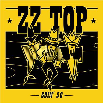 ZZ Top - Goin' 50 (5 LPs)