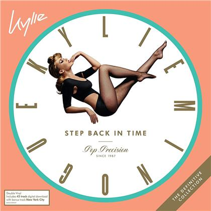 Kylie Minogue - Step Back In Time: The.. (2 LPs)