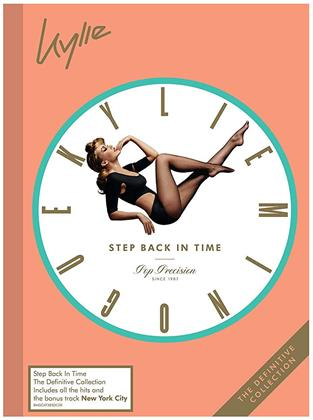 Kylie Minogue - Step Back In Time: The Definitive Collection (Limited Edition, 2 CDs)