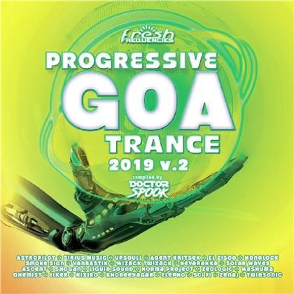 Progressive Goa Trance Vol. 19 (2 CDs)