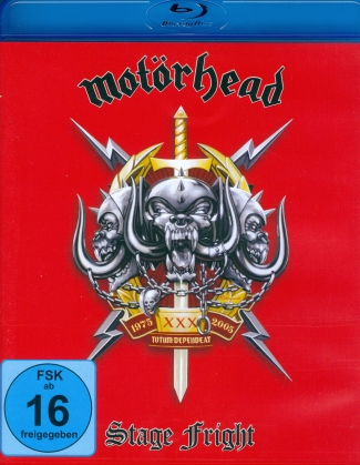 Motörhead - Stage Fright - Live at the Philipshalle Düsseldorf