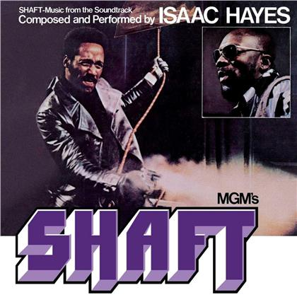 Isaac Hayes - Shaft - OST (2019 Reissue, Craft Recordings, Digipack)