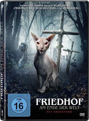 Friedhof am Ende der Welt - Pet Graveyard (2019)