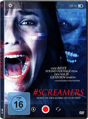 #Screamers - Hörst du den Schrei, ist es zu spät (2016)