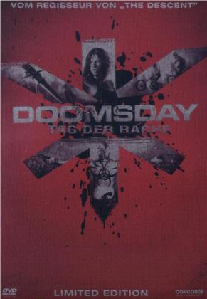 Doomsday - Tag der Rache (2008) (Metal-Pack, Limited Edition)