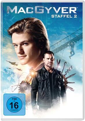 MacGyver - Staffel 2 (2016) (6 DVDs)