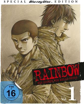 Rainbow - Die Sieben von Zelle sechs - Staffel 1 - Vol. 1 (Special Edition)